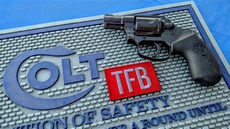 [SHOT 2018] NEW Colt Night Cobra .38 Special Self-Defense ...