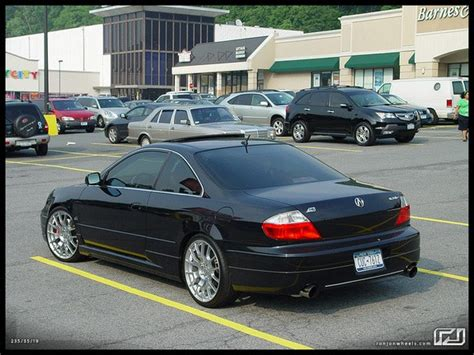 Ronjonwheels 2003 Acura Cl Specs, Photos, Modification