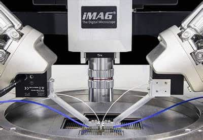 device characterization automated test equipment probe