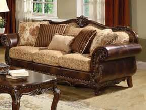 sofa furniture acerito traditional sofa ac 55 traditional sofas