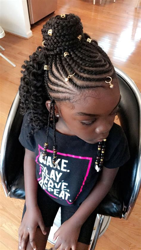 Kid Hairstyles For School by Pin By Kellie Covington On Hair Black Braids