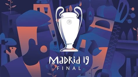 uefa champions league launches  madrid final identity