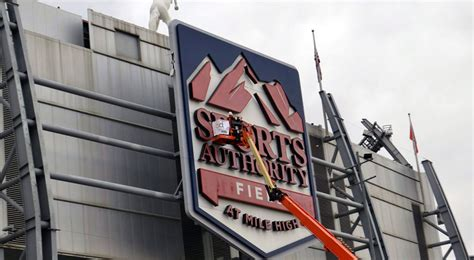 The stadium was most recently called broncos stadium. Broncos' stadium gets a new, temporary name - Sportsnet.ca