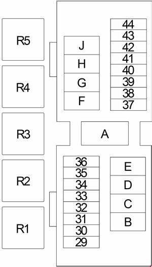 2005 Nissan Frontier Fuse Box Diagram 3681 Archivolepe Es