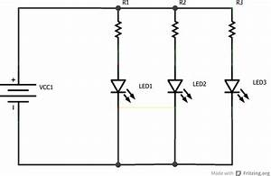 Christmas Tree Led Lights Circuit Diagram