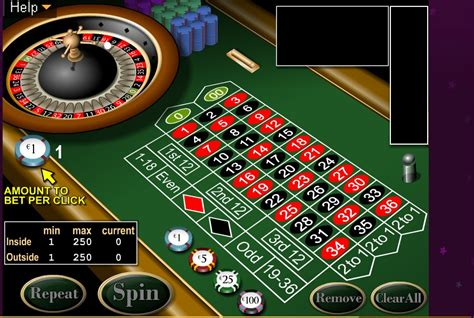 Play Online Roulette Games For Free Or Real Money Royal