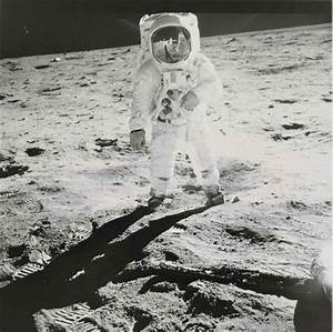 NEIL ARMSTRONG (1930-2012) , Apollo 11 Mission, Aldrin on ...