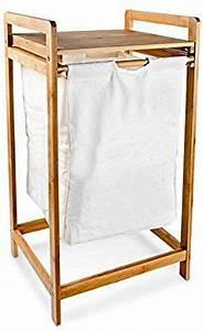 Was Passt Zu Bambus : praktischer w schesammler in h x b x t 73 x 36 5 x 33 cm ~ Watch28wear.com Haus und Dekorationen
