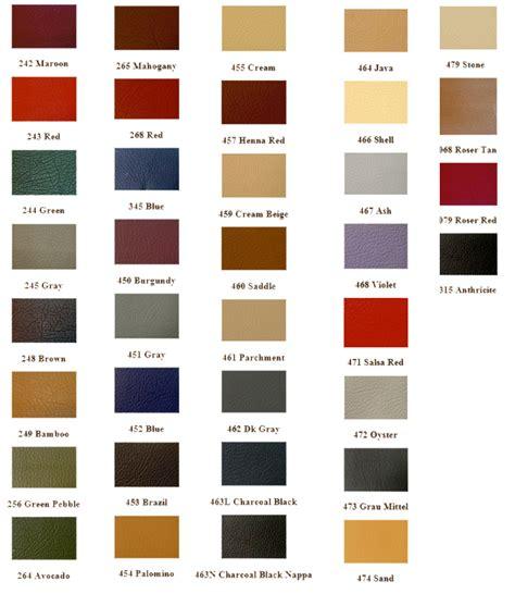 mercedes touch up paint color codes color chart