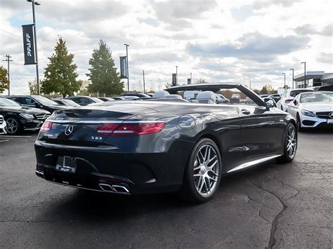 Explore the 2020 amg s 63 sedan. New 2020 Mercedes-Benz S63 AMG 4MATIC+ Cabriolet Convertible in Kitchener #39419 | Mercedes-Benz ...