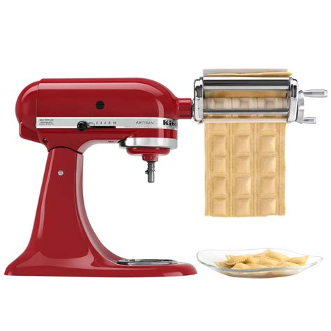 Kitchenaid Stand Mixer Attachments by Kitchenaid Krav Ravioli Maker Attachment For Kitchenaid