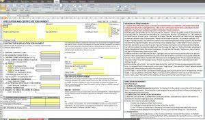 aia change order form template business