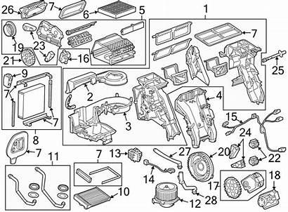 Cruze Chevrolet Gm Motor Actuator Parts Air