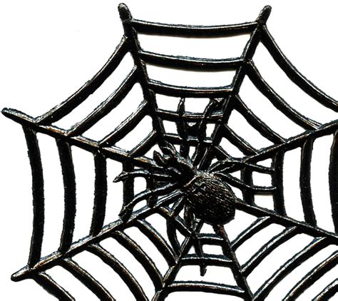 vintage halloween spider image  web  graphics fairy