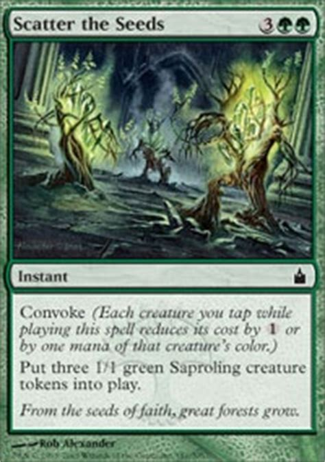 Green White Token Deck Tapped Out by The 5 5 Flying Factory Modern Mtg Deck