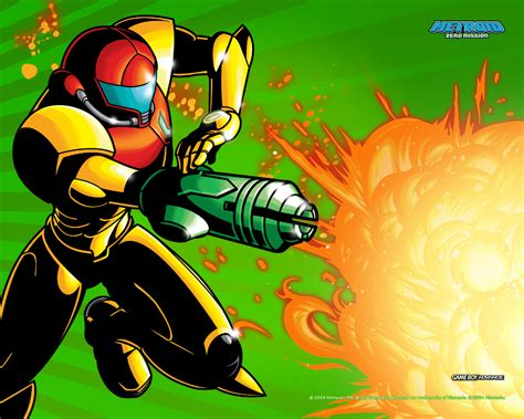 Metroid Zero Mission Game Giant Bomb