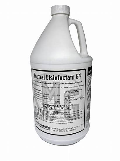 Disinfectant Neutral Coronavirus Gallacher Chemical