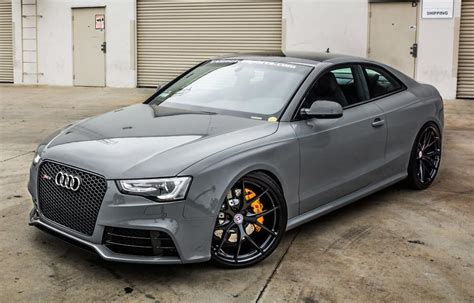 Audi Rs5 Grey tag motorsport audi rs5 in nardo grey