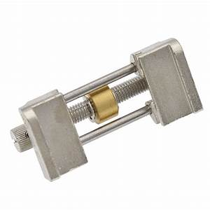 2 Types Honing Guide Stainless Steel Side Clamping Fixed