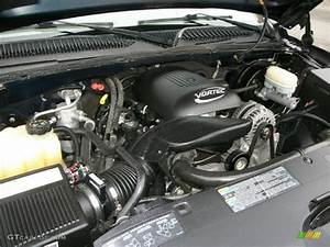 2005 Chevrolet Silverado 1500 Ls Extended Cab 5 3 Liter