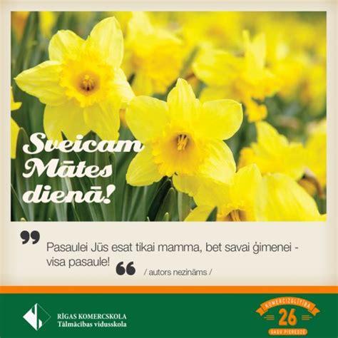 Apsveikums Mātes dienā! - Tālmācības vidusskola Rīgas ...