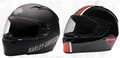 Four New Harley Helmets Available