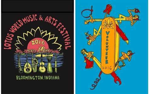 lotus  festival artwork revealed