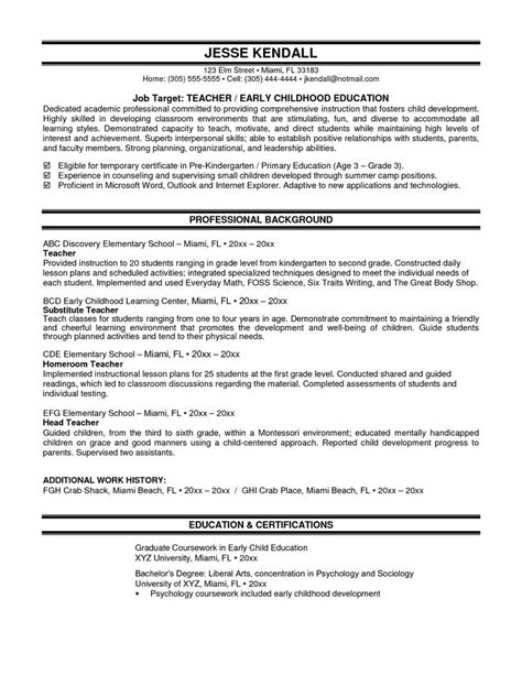 resume sle http ersume
