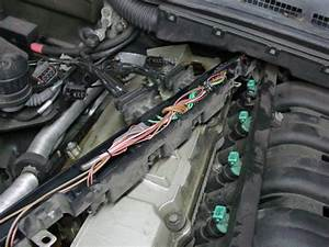 Bmw E36 3-series Fuel Injector Replacement  1992