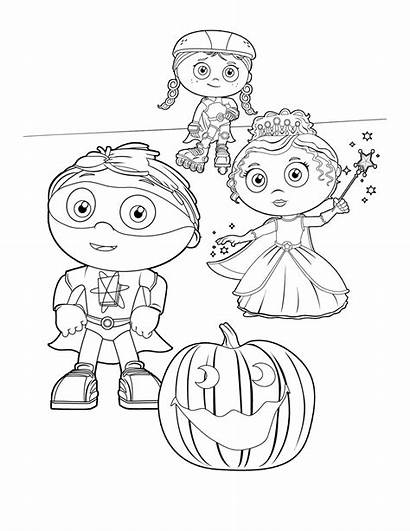 Halloween Coloring Why Colorear Colouring Sheets Printable