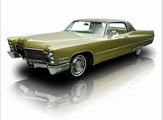1968 Cadillac Coupe DeVille 472 V8 TH400 • OLD CARS