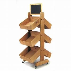 Double, Sided, Mobile, Wood, Bin, Display, Stand, 4, U0026quot, L, X, 29, 1, 2, U0026quot, W, X, 64, U0026quot, H