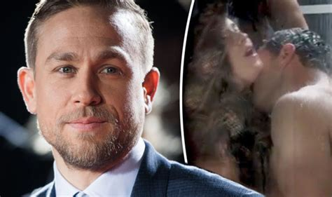 Fifty Shades Darker Charlie Hunnam Opens Up On Sex Scene