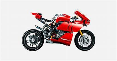 Lego Ducati Panigale V4 Airows