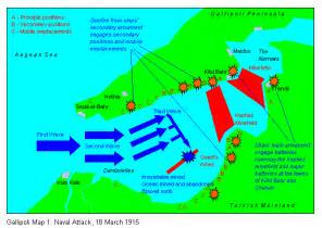 When Did The Sinking Of Lusitania Happen by Battle Of Gallipoli Campaign Map