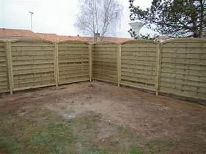 Panneau De Cloture En Bois : panneaux bois ~ Premium-room.com Idées de Décoration