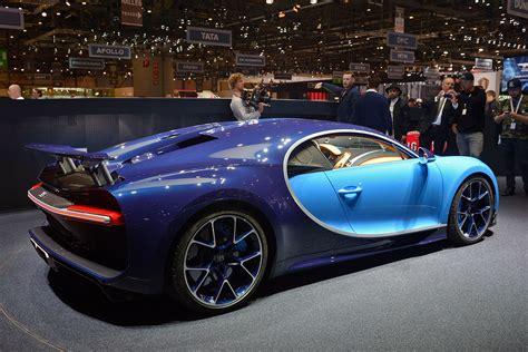 Volkswagen Won't Be Losing Money On Bugatti Chiron Like