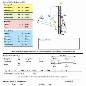 Abweichungen Berechnen : gasfeder berechnen berechnung gasfedern druckgasfeder ~ Themetempest.com Abrechnung