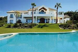 image gallery maison luxe With location maison avec piscine en espagne