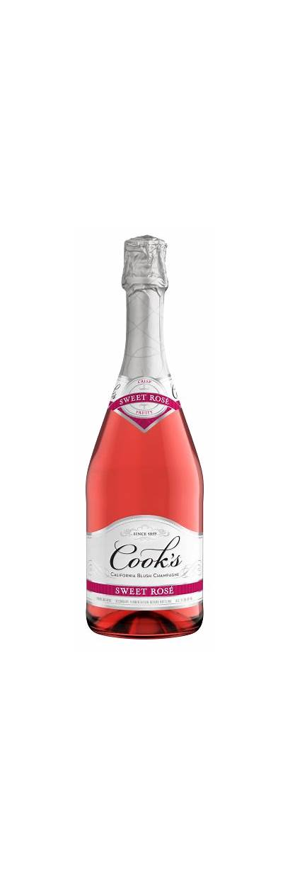 Sweet Rose Cook Champagne California Cooks Blush
