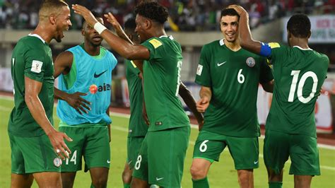 Eagles Qualify For Sixth World Cup The Guardian Nigeria