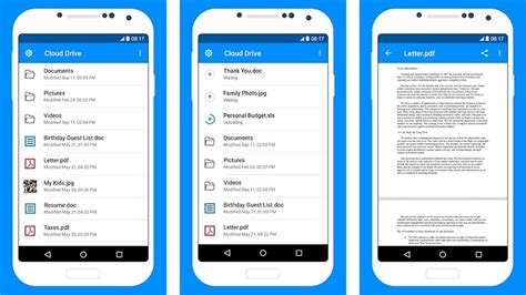 10 best cloud storage apps for android drippler apps