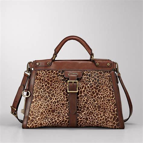 fossil handbag collections vintage revival vintage