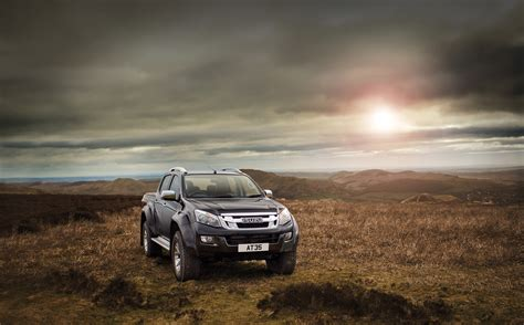 Isuzu Backgrounds by Isuzu Showcases The All New D Max At35 Lineup