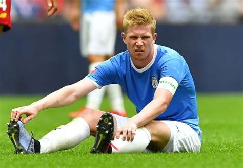 Kevin De Bruyne Signs Extension, Will Stay at Man City ...