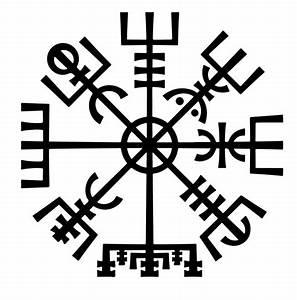 Compas De Vegvisir : vegvisir the symbol of guidance and protection its ~ Melissatoandfro.com Idées de Décoration