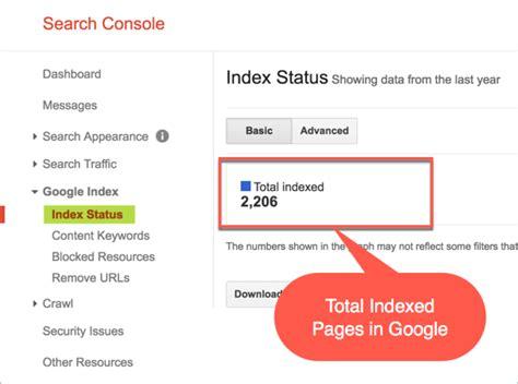 Ways Find Number Pages Website Webnots