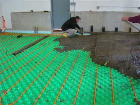 CRETE HEAT INSULATED FLOOR PANEL SYSTEMS   YouTube