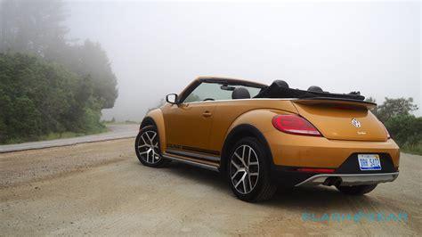 2017 Volkswagen Beetle Dune Convertible Review