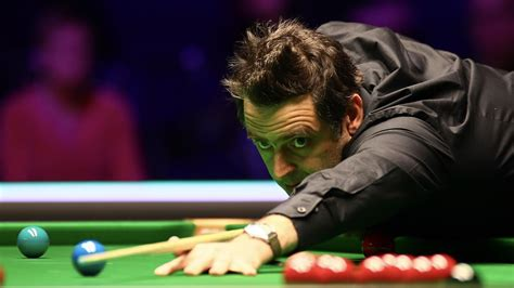 Northern Ireland Open snooker 2020 - Ronnie O'Sullivan ...